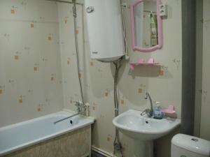 Ванная комната в Aragvi