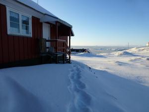 IceCap Lux during the winter
