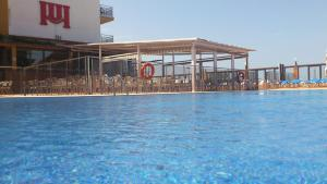 The swimming pool at or near Hotel Univers