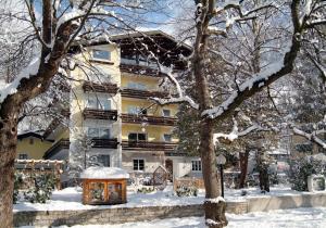 Haus Mühlbacher зимой