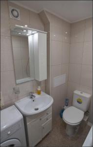 Ванная комната в Апартаменты Большая Морская 31
