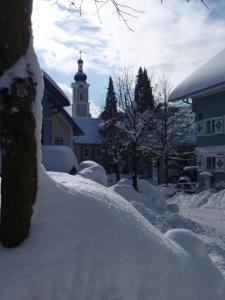 Appartment Katharina im Winter