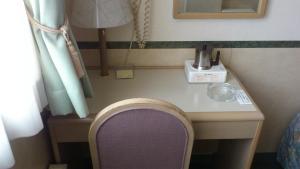 A bathroom at Business Hotel Motonakano