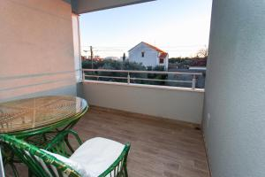 A balcony or terrace at Apartment Katarina