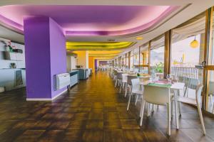 Ein Restaurant oder anderes Speiselokal in der Unterkunft Ibis Styles Palermo President