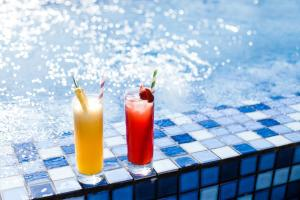 Drinks at Sol House Bali Legian by Melia Hotels International