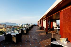 A restaurant or other place to eat at Grupotel Gran Vista & Spa