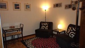 Area soggiorno di Bed & Breakfast Ma Maison