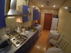 Кухня или мини-кухня в Гостевой дом «Адаман»