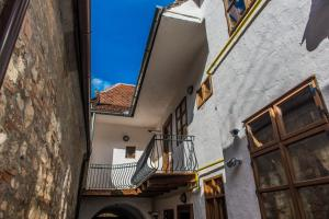מרפסת או טרסה ב-Casa Veche