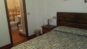 Cama o camas de una habitación en La Posá