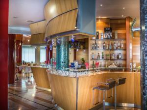 Salone o bar di Park Hotel