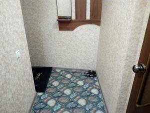 A bathroom at Apartment on Lenina 107
