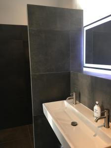 A bathroom at Art B&B Eindhoven