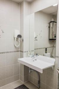 Ванная комната в Отель Чайка