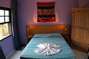 Cama ou camas em um quarto em Venere - Bed and Breakfast