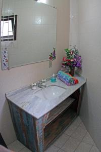 Um banheiro em Venere - Bed and Breakfast