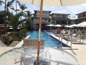 The swimming pool at or close to Enseada Praia Do Forte