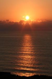 B&B或附近地點的日出和日落景觀