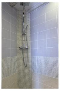 A bathroom at Domaine de la Grange aux Dîmes