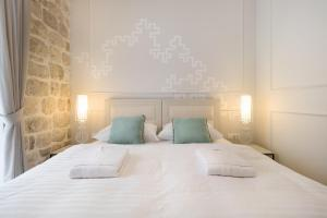 Krevet ili kreveti u jedinici u objektu Guest House Forty-Four