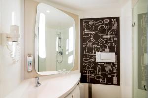 Kúpeľňa v ubytovaní Ibis Schiphol Amsterdam Airport