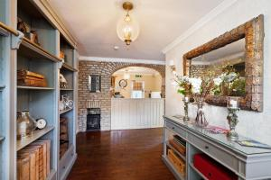 A kitchen or kitchenette at Spinners on Castle Street