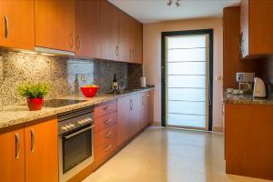 Una cocina o zona de cocina en Capanes del Golf