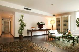 Hall o reception di Villa dei Gelsomini