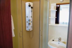 Łazienka w obiekcie Villa Green
