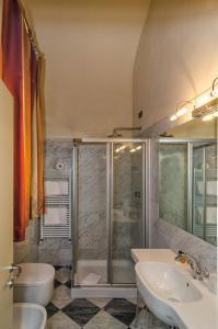 A bathroom at Hotel Novecento