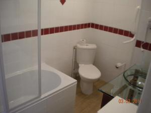 Salle de bains dans l'établissement L'Epicurien