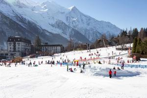 Les Balcons du Savoy 104 appt - Chamonix All Year during the winter