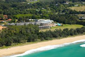 A bird's-eye view of Absolute Beachfront Opal Cove Resort
