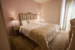 Krevet ili kreveti u jedinici u okviru objekta Hotel Marianna