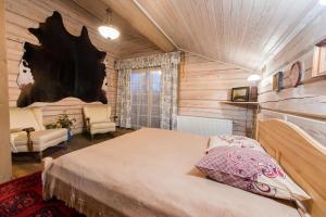 Lova arba lovos apgyvendinimo įstaigoje Sodyba Pas Rapola