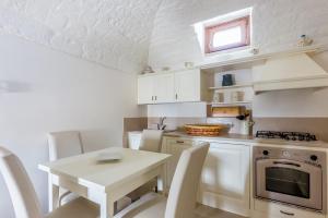 Cucina o angolo cottura di Casa Garibaldi