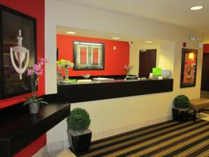 The lobby or reception area at Extended Stay America - Pleasant Hill - Buskirk Ave.