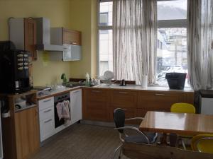Cucina o angolo cottura di Hostel San Marino