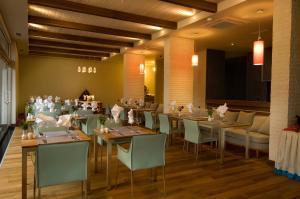 مطعم أو مكان آخر لتناول الطعام في فندق كاسا دي ماريس سبا آند ريزورت