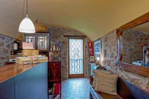 Cuina o zona de cuina de Hotel Cal Sastre