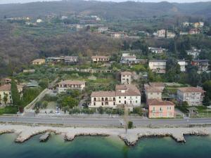 A bird's-eye view of Hotel Fraderiana
