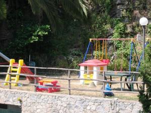 Area giochi per bambini di Hotel San Nicola