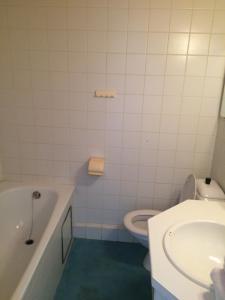 Ein Badezimmer in der Unterkunft Logies De Wandelaar