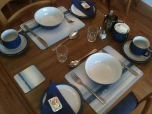 Restaurant ou autre lieu de restauration dans l'établissement Westwinds Bed & Breakfast