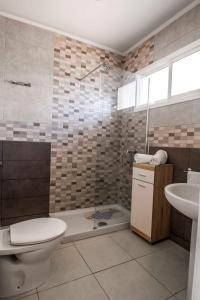 Un baño de Apartamentos Costa Adeje