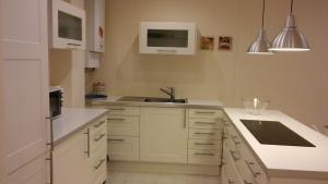 Una cocina o zona de cocina en Apartamento Peregrina VUT-PO-03908