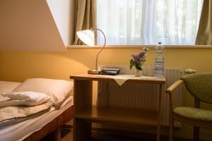 Łazienka w obiekcie Hostel Wieżyca