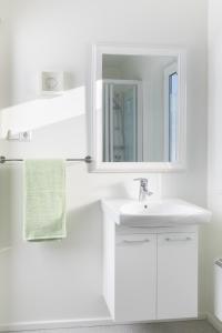 A bathroom at Guesthouse Baegisa