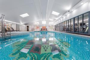 The swimming pool at or near Thurnham Hall By Diamond Resorts